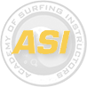 Become an ASI Level 2 Surfing instructor – E-learning now available.