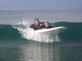 Stand Up Paddle Water Safety Rescue Award (Surf)