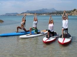 SUP Yoga Teacher
