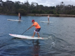 SUP Instructor Professional Skills Update Course