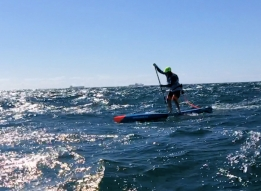 Level 3 SUP Instructor  (Downwind & Distance Paddling)