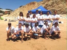 Curso De Treinadores De Surfing Grau 1