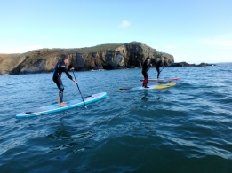 Level 2 SUP Instructor  (Exposed Waters)