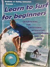 ASI Learn to Surf for Beginners DVD